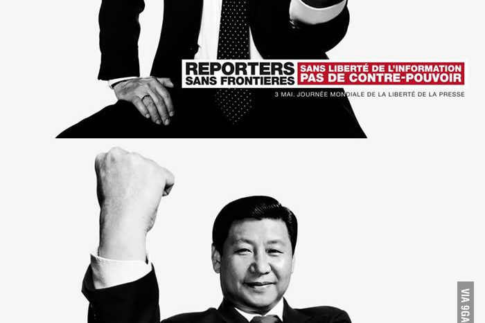 Reports without Borders
